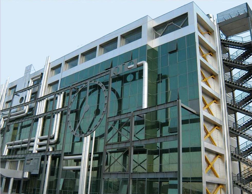 ساختمان اداره گاز استان فارس-مهرداد ایروانیان