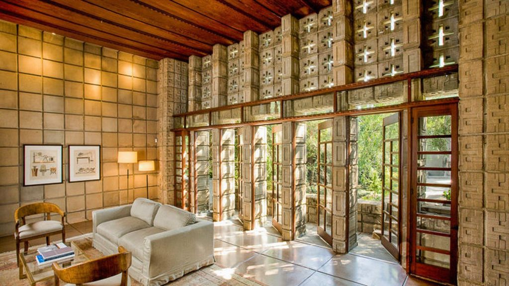 Millard House, Frank Lloyd Wright