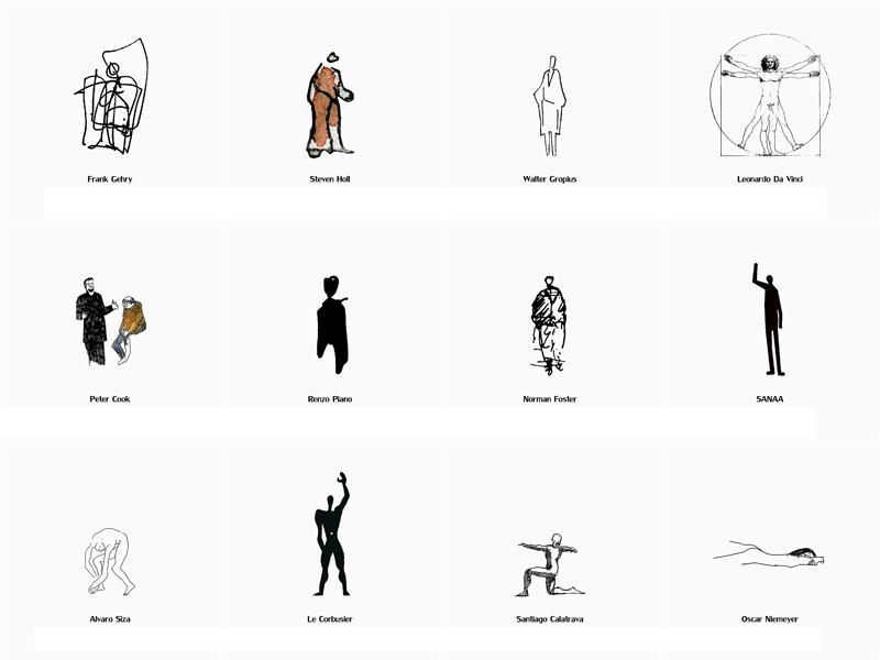 how-architects-draw-their-figures-noor-makkiya-designboom-00
