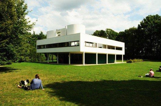 ویلا ساووی؛ مشهور ترین اثر معماری لوکوربوزیه