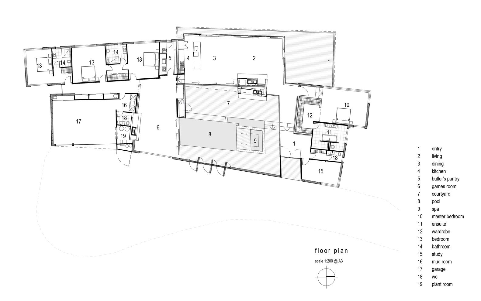 01.1 Floor Plan