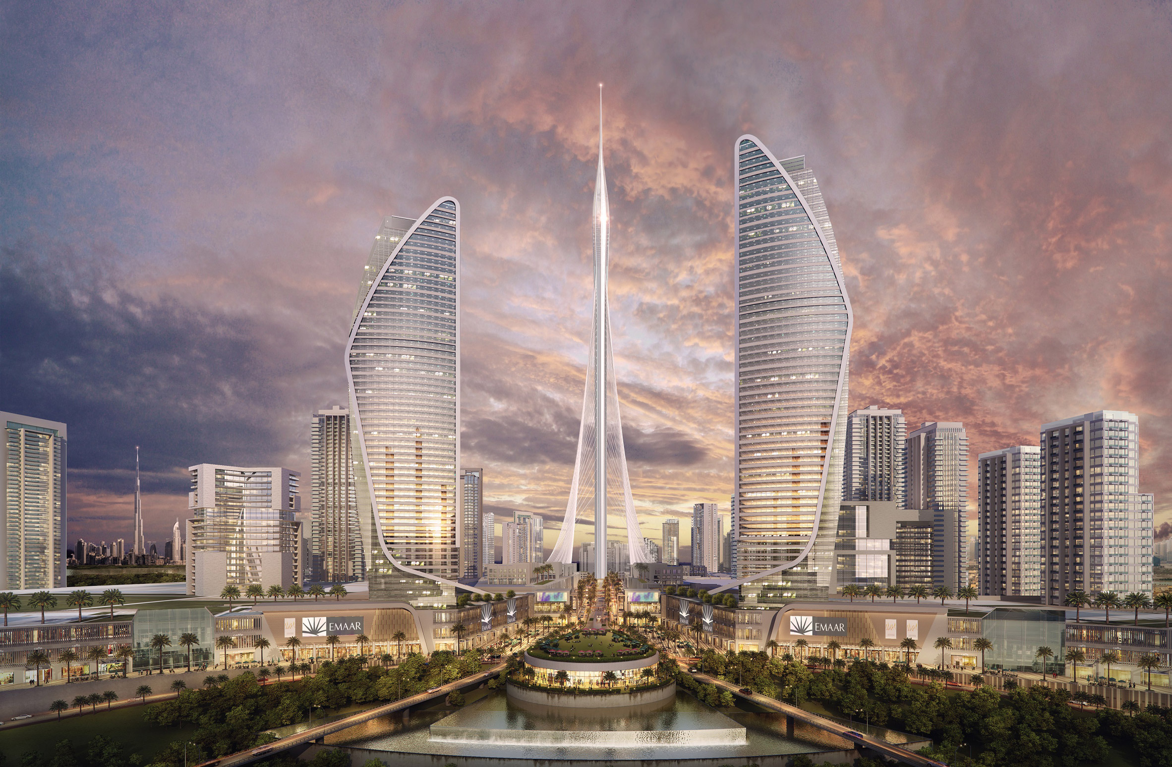 dubai-creek-harbour-worlds-tallest-tower-architecture-new-santiago-calatrava-united-arab-emirates_dezeen_2364_col_2