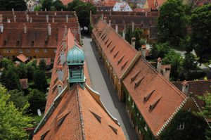 فوگِرَی: قدیمیترین مسکن اجتماعی جهان