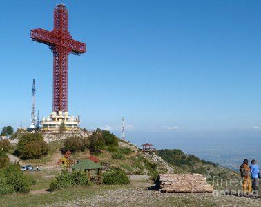 صلیب هزاره مقدونیه