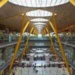 ترمینال شماره ۴ فرودگاه باراخاس مادرید (۲۰۰۵)