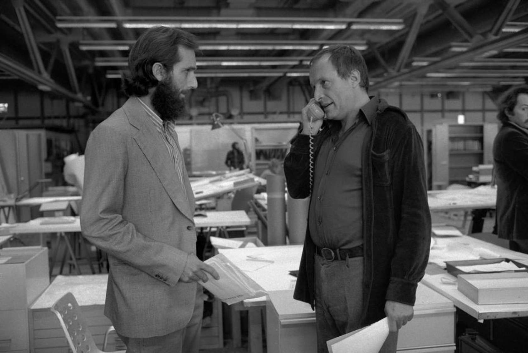 ریچارد راجرز و رنزو پیانوی جوان