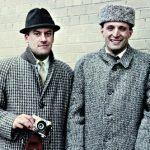 ریچارد راجرز و نورمن فاستر جوان