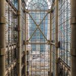 آتریوم مرکزی ساختمان لویدز لندن