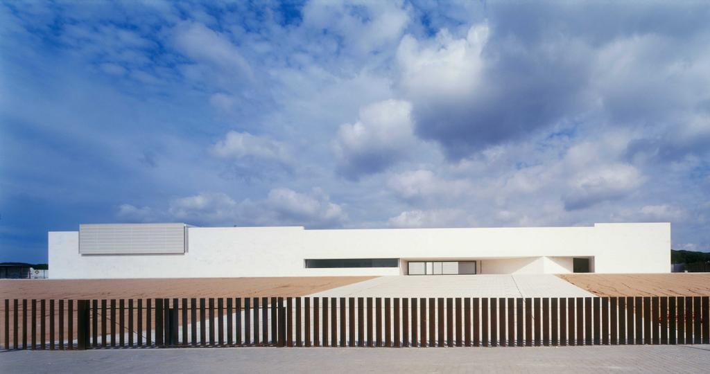 Vilartagues Secondary School, Sant Feliu de Guíxols. Girona 1995 . 1999