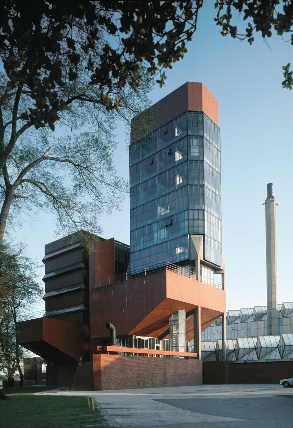 ساختمان مهندسی، دانشگاه لستر