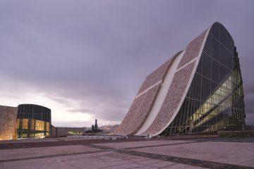 ساختمان کتابخانه مجتمع فرهنگی ساندیاگو