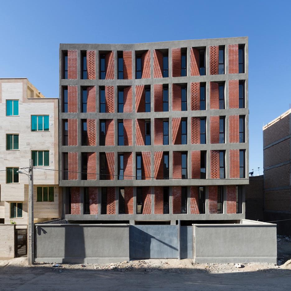 ساختمان کهریزک؛ طراح: CAAT STUDIO | عکاس: پرهام تقیاف