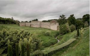 """""""La Cuisine"""" Art Centre, castle of Nègrepelisse. France 2009 . 2014"""