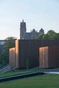 Soulages Museum, Rodez. França 2008 . 2014