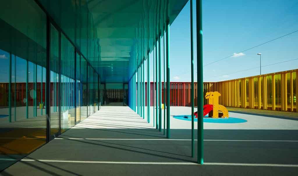 """""""El petit comte"""" Kindergarten, Besalú. Girona 2005 . 2010"""