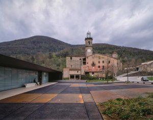 Recretation and culture zones, Riudaura. Girona 1994 . 1999