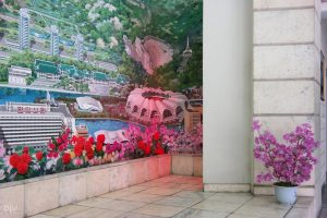 فضاهای داخلی کره شمالی