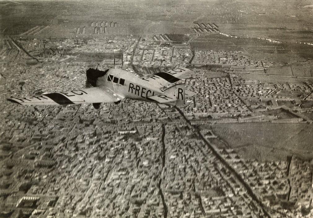 تهران، ۱۹۲۴-۱۹۲۵