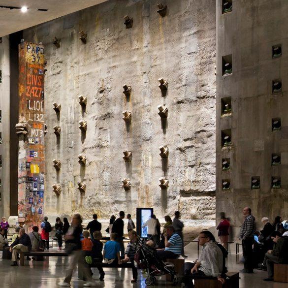 موزه و یادمان ۱۱ سپتامبر، نیویورک